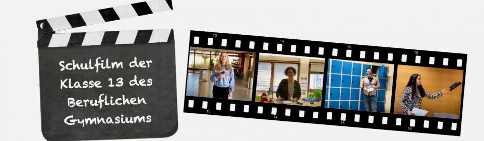 Schulfilm des Beruflichen Gymnasiums auf YouTube