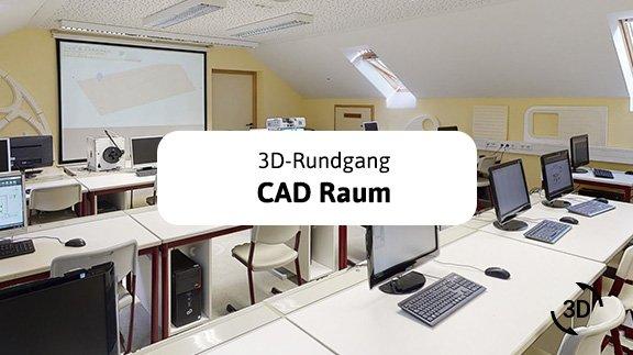 CAD Raum 3D Rundgang