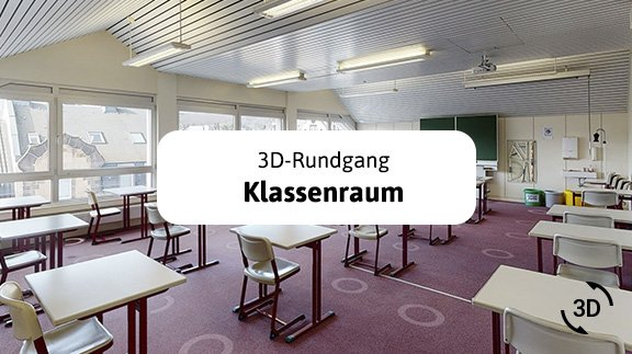 Klassenraum Rundgang