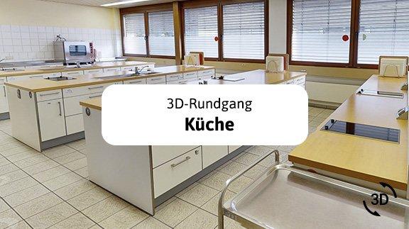 Küche 3D Rundgang